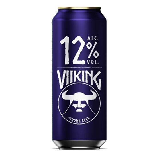 Bia Viiking Strong 12%