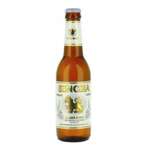 Bia Singha 5% Thái Lan - 24 chai 330ml