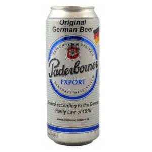 Bia Paderborner Đức