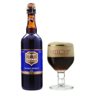 Bia Chimay xanh 750 ml