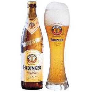 Bia Erdinger Weissbier