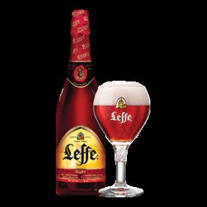 Bia Leffe Ruby 5% Bỉ