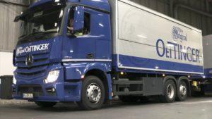 Xe tải của Oettinger