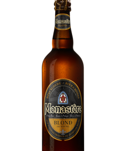 Bia Monastere Blond 750ml