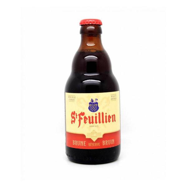 Bia St-Feuillien Brune