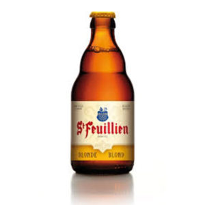 Bia St-Feuillien Blond 7,5% Bỉ - 330 ml