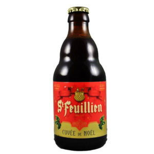 Bia St-Feuillien Noel