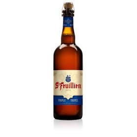 Bia St-Feuillien Triple