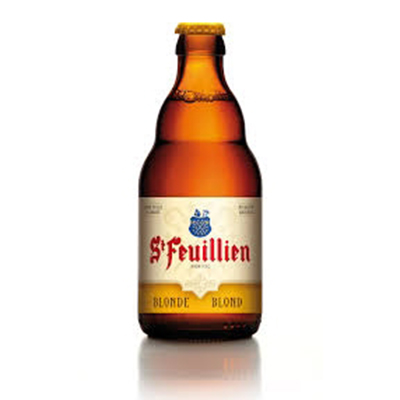 Bia St-Feuillien Blond 7,5% Bỉ - 330 ml