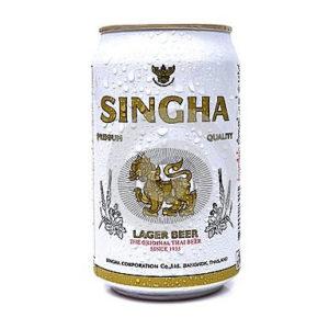 Bia Singha 5% Thái Lan - 24 lon 330ml
