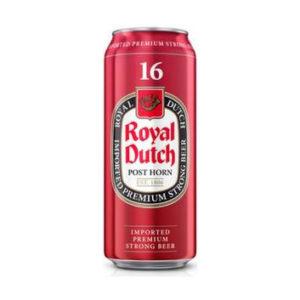 Bia Royal Dutch 16% Hà Lan