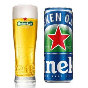 Bia Heineken Hà Lan 0%