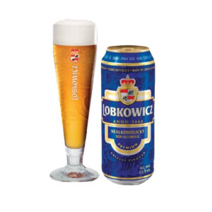 Bia Lobkowicz không cồn