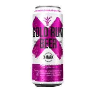 Bia X Mark Rum Beer