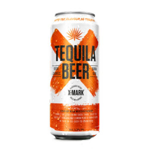 Bia Tequila Beer X Mark