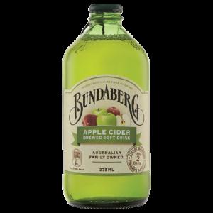 Nước trái cây có ga Bundaberg Apple Cider Brewed soft Drink