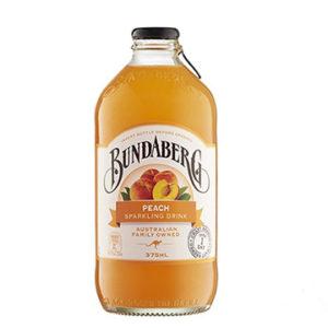 Nước trái cây Bundaberg Peach Sparkling Drink
