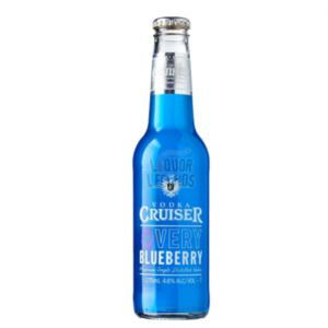 Vodka Cruiser Very Blueberry