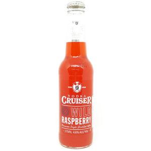 Vodka Cruiser Wild Raspberry