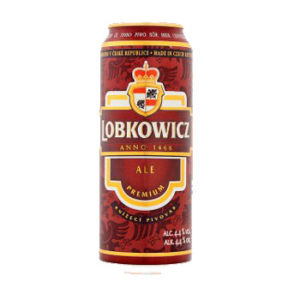 Bia Lobkowicz Ale