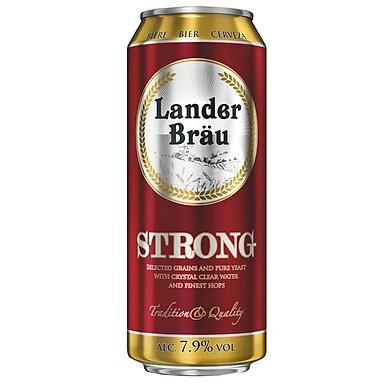 Bia Lander Brau Strong