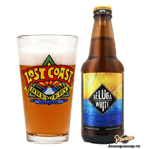 Bia Lost Coast Beluga White