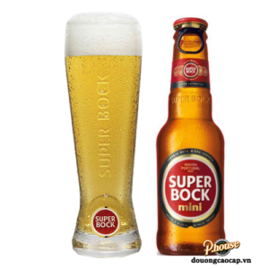 Bia Super Bock Mini