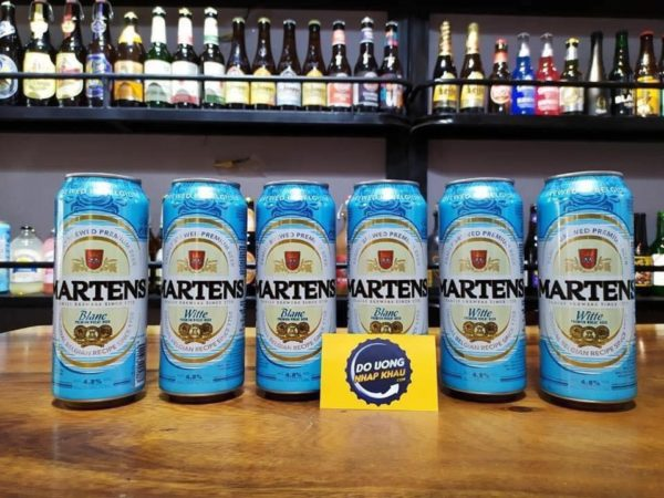 Bia Martens Blanc