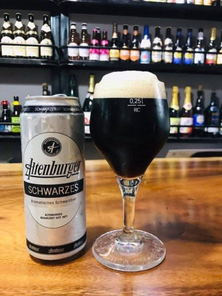Bia Altenburger đen