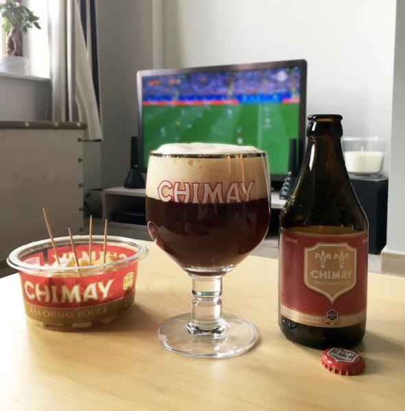 Bia Chimay đỏ