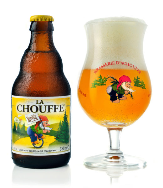 Bia La Chouffe