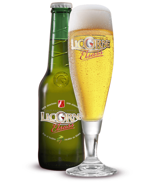 Bia Licorne Elsass