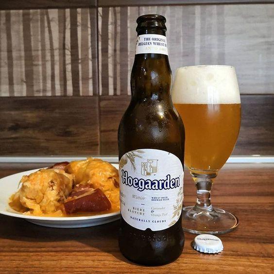 Bia Hoegaarden Witbier