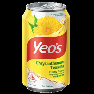 Nước hoa quả Yeo's vị hoa cúc