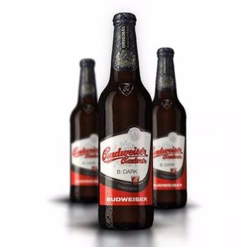 Bia Budweiser Budvar đen