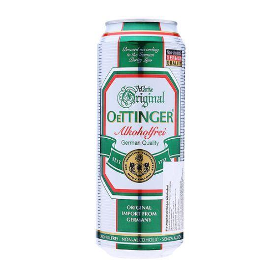 Bia Oettinger chay