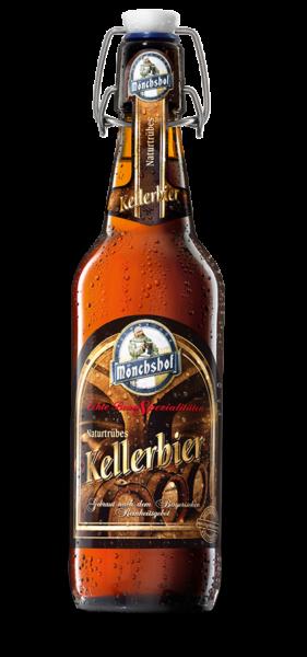 Monchshof Kellerbier