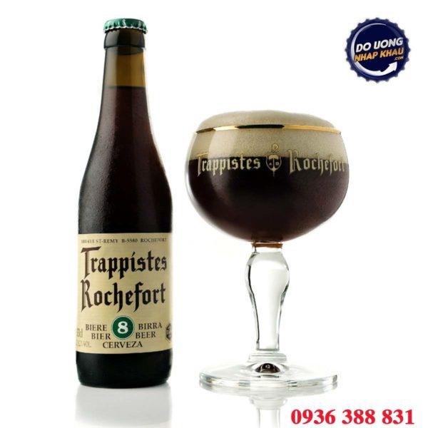 Bia Trappist Rochefort 8