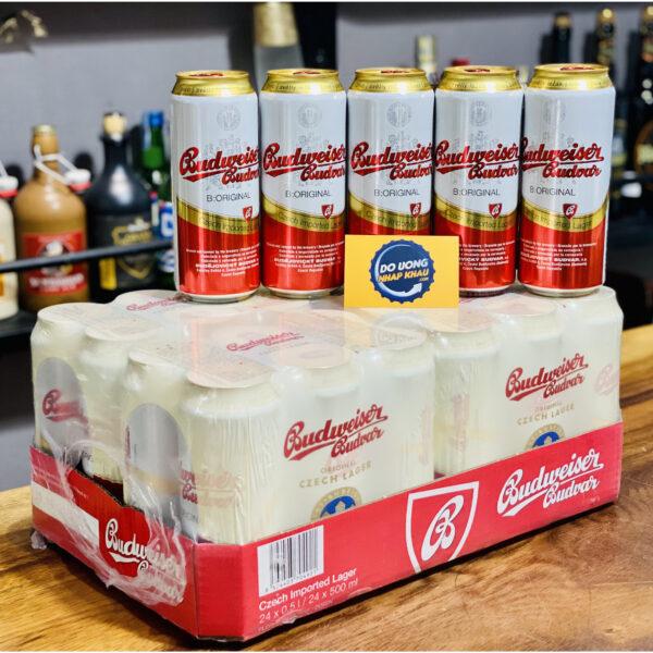 Bia Budweiser Budvar 500ml