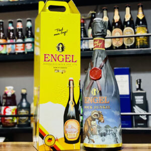 Bia Engel Bock Dunkel chai 3 lít