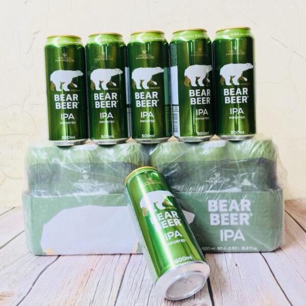 Bia Gấu IPA