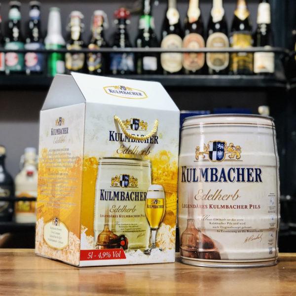 Bom bia quà tết Kulmbacher Đức