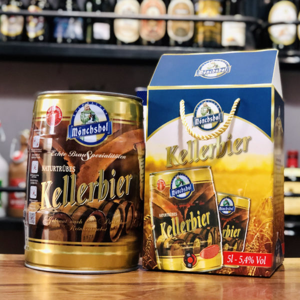 Bom bia quà tết Monchshof Kellerbier