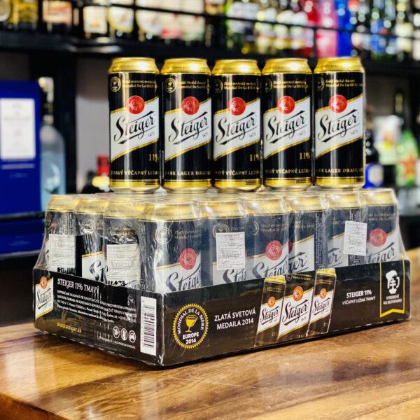 Bia Steiger đen