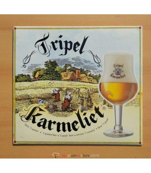 Bia Tripel Karmeliet
