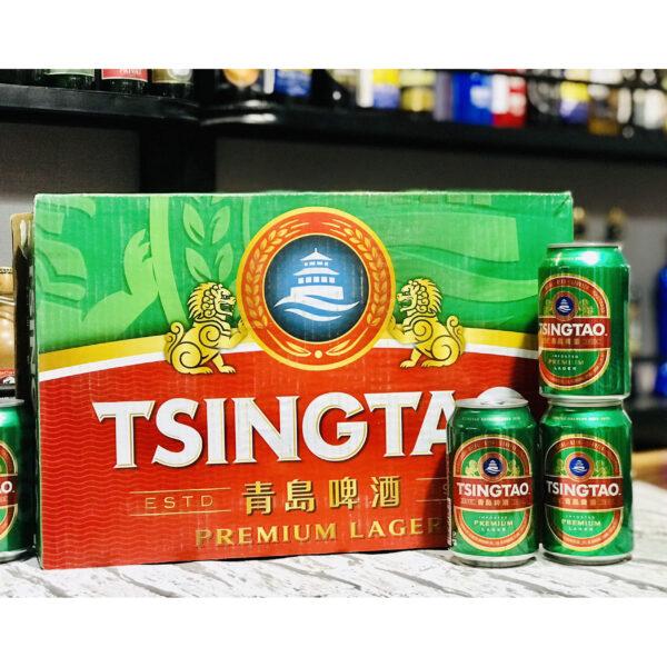 Bia Tsingtao 330ml