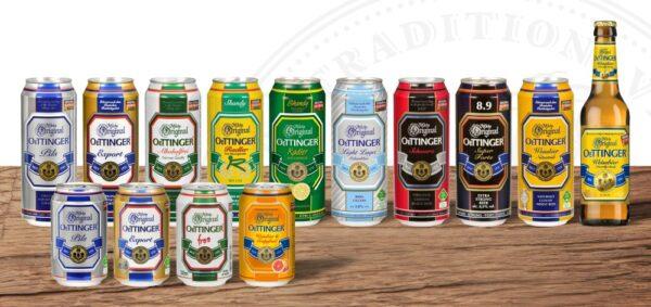 Các sản phẩm Oettinger