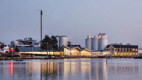 Nhà máy Harboe Brauerei - nơi sản xuất bia German Bear Beer