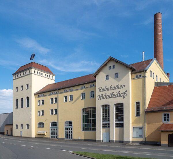 Nhà máy bia Kulmbach Mönchshof Brauererei
