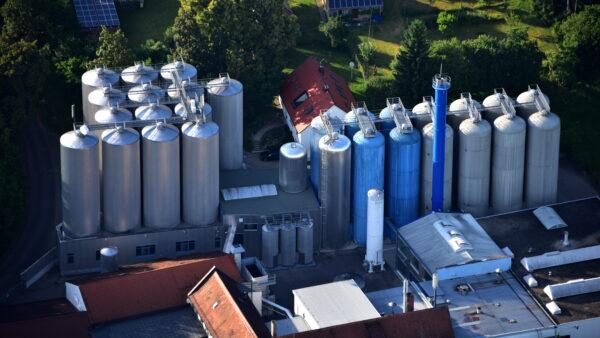 Nhà máy bia Oettinger
